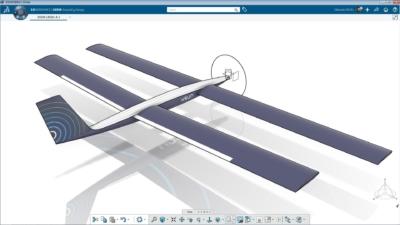 XSun UAV solare