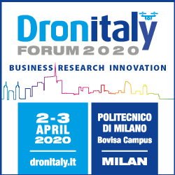 Dronitaly Forum 2020